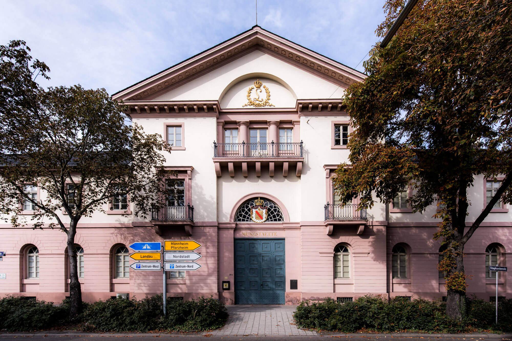 Münzstätte Karlsruhe
