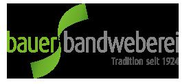 Logo Bandweberei Bauer