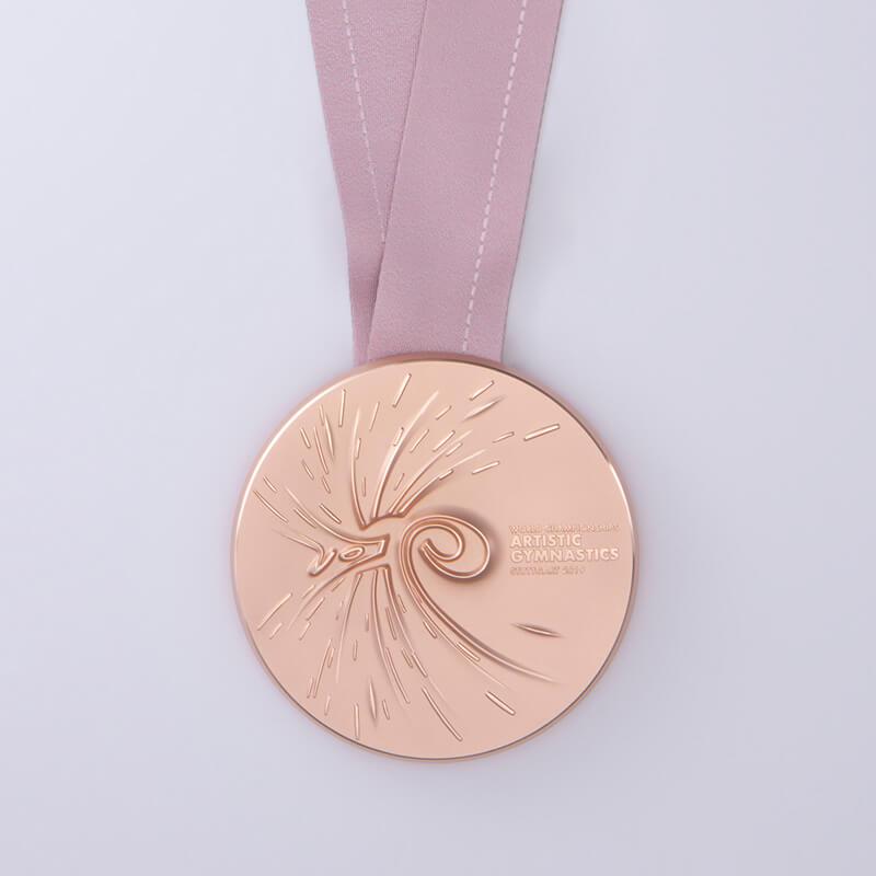 Bronzemedaille Turner WM Stuttgart2019